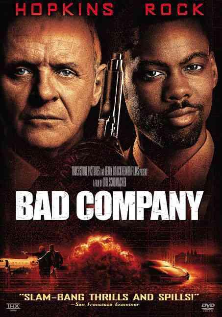 BAD COMPANY BY HOPKINS,ANTHONY (DVD)