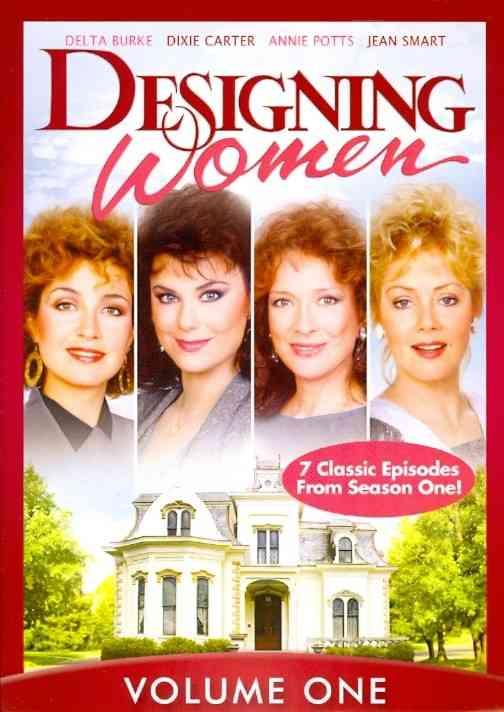 DESIGNING WOMEN VOL 1 BY DESIGNING WOMEN (DVD)