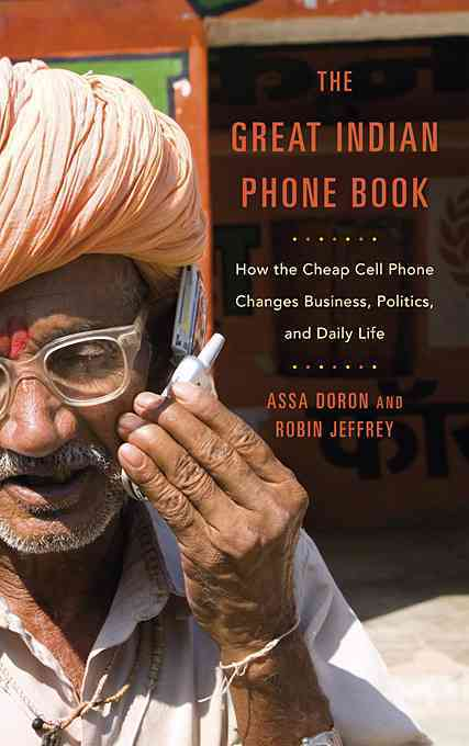 The Great Indian Phone Book By Doron, Assa/ Jeffrey, Robin